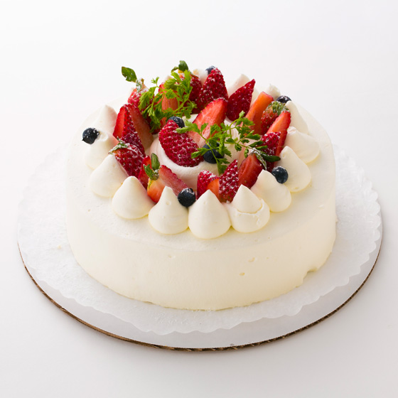 STRAWBERRY SHORT CAKE   ストロベリーショートケーキ