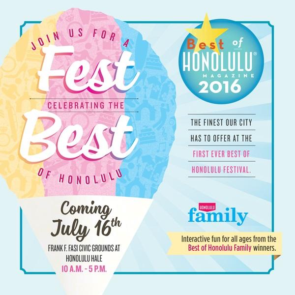 Best of Honolulu Festival
